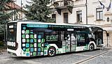 Október végéig ingyen kipróbálható az új zöld busz